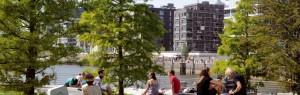 HafenCity / Marco-Polo-Terrassen by ELBE&FLUT / Thomas Hampel
