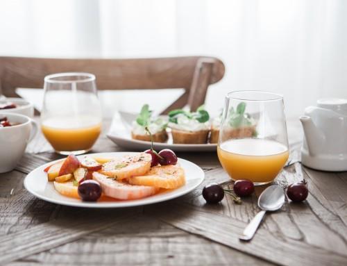 Frauenfrühstück.