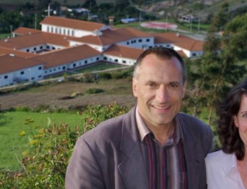 Dr. Klaus-Dieter John in der Arche Alstertal